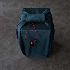 [보자기 포장] 설 선물 과일 시럽 1종 세트