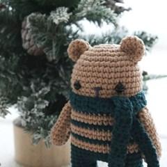 뜨리꼬얀 코바늘 곰 애착인형 DIY 키트
