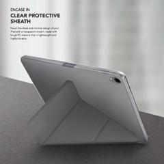[UNIQ] Yorker New iPad Pro 12.9 2018 Kanvas - 그레이
