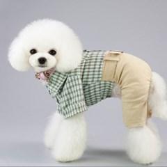 프리미어 컨트리 올인원 강아지옷