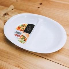 전자렌지용 접시 나눔그릇