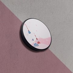 서울은 너무 예쁘다 감성 남산타워 그립톡