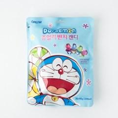 [매일리 스낵] 도라에몽 쥬얼리 반지 캔디 (4가지 맛)