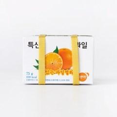 [행사상품] [매일리 스낵] 과일박스 젤리 (오렌지맛)