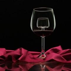 세스린 에어레이터 와인잔(620ml) / 와인에어레이터