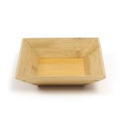 플레이팅 접시 우드 트레이(15cm)