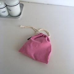 올웨이즈 핑크 파우치(Always pink pouch)