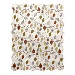 나뭇잎패턴 방수 식탁보/회사사은품용 테이블보