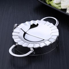 [쿠킹스]스텐 만두틀(13cm)/만두만들기 제조기