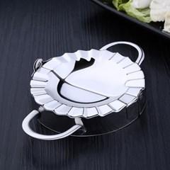 [쿠킹스]스텐 만두틀(16cm)/만두만들기 제조기
