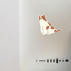 불캣 방수 리무벌 스티커