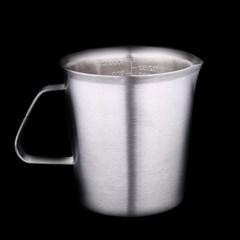 쿠킹스 쉐프 스텐 계량컵(1L) / 스텐 비커