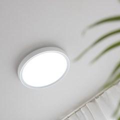 LED 플렛 원형 방등 60W