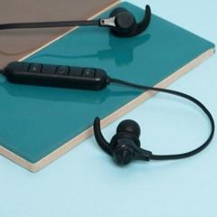 [아이리버] 블루투스 이어폰 (IBT-201A) 블랙