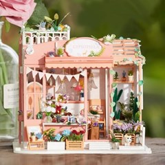 DIY 미니어처 하우스 - 안개꽃 하우스_(1260202)