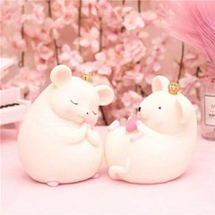2020 흰쥐띠해 경자년 저금통 새해선물_(12935)