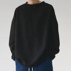 솔리드 기모 맨투맨 티셔츠 긴팔티 무지 남자 남성