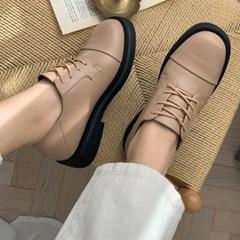 kami et muse Comfort platform oxford loafers_KM19w273