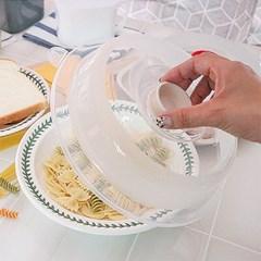 전자레인지 음식덮개 냉장고 위생보관 푸드커버 3P_(1142181)