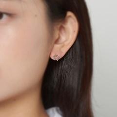 컬러 스타 귀걸이