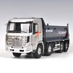[현대] 1:32 엑시언트 덤프트럭 모형자동차 (212P77146)