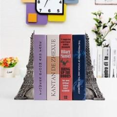 [아트피플-A368]파리 에펠탑 북앤드/책꽂이 서재장식