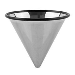 [칼딘] 마이크로 콘 필터 커피 드리퍼 드립퍼 CD01 1~2인용