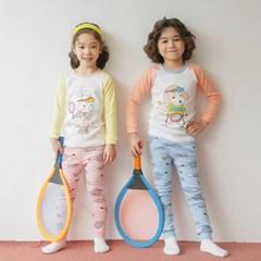 튼) 테니스도그 아동 실내복(봄신상)
