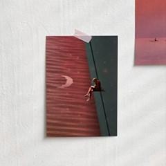 Fromsky A5 미니 포스터 (Moonlight)