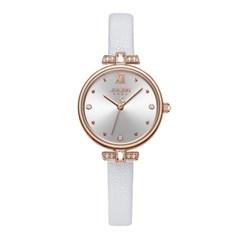[쥴리어스] JA-1204 여성시계 손목시계 가죽밴드