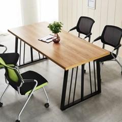 회의용테이블 4인용테이블 테이블 철제테이블 가온_(2470812)