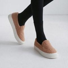 kami et muse Boucle fur sneakers_KM19w279