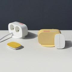 비스킷&버터 / 커널로그 무선 스위치와 디자인 멀티탭