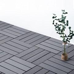 까르다 데크타일 현관 바닥재 DIY 셀프조립