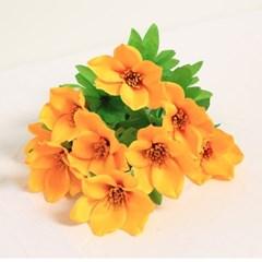 3+2행사 목련 부쉬 고급조화 산소꽃 성묘꽃 납골당꽃