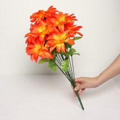 3+2행사 솔국 부쉬 고급조화 산소꽃 성묘꽃 납골당꽃