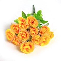 3+2행사 망사장미 부쉬 고급조화 산소꽃 성묘꽃 납골당꽃