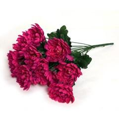 3+2행사 국화 부쉬 고급조화 산소꽃 성묘꽃 납골당꽃
