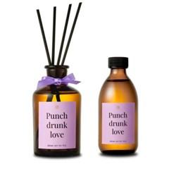 [헤델디퓨저] Punch drunk love / 펀치 드렁크 러브