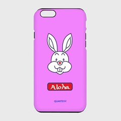 [하드/터프/슬라이드]White-Rabbit_Pink