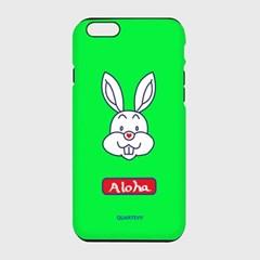 [하드/터프/슬라이드]White-Rabbit_light-green