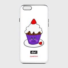 [하드/터프/슬라이드]Cupcakes-diet-_White