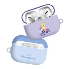 [B] 디즈니 잠자는숲속의공주_뷰티 에어팟프로 하드케이스