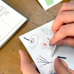 [텐텐클래스] (연남) 'my drawing sticker 원데이클래스