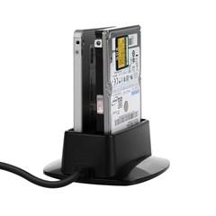 2.5형 SATA 외장하드 도킹스테이션 HDD SSD EC3448_(1054718)
