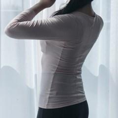 [여성용]굽은 어깨 펴주는 바른자세 교정속옷(내의) [올-바른]