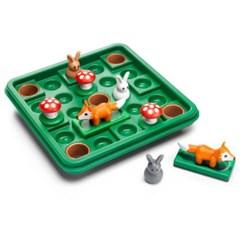 맥킨더에듀 보드게임 스마트 점핑 토끼 퍼즐_(1086413)