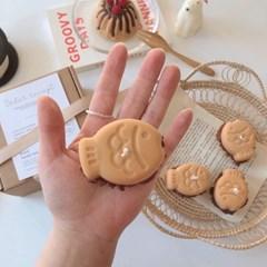붕어빵 캔들/디저트캔들