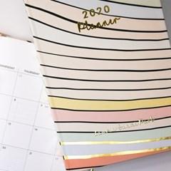 [1+1] 2020 양장 다이어리 - 내추럴 라인 (Natural Line)