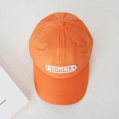 듀) 애니멀 아동 모자